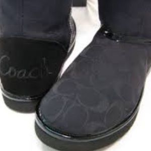 Coach Shoes - Coach boots
